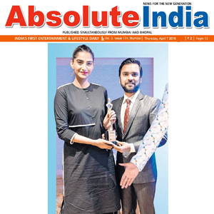 Original - I Am Woman coverage in Absolute India - 7th Apr
