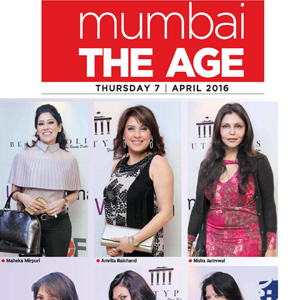 Original - I Am Woman coverage in The Asian Age, Mumbai - 7th Apr